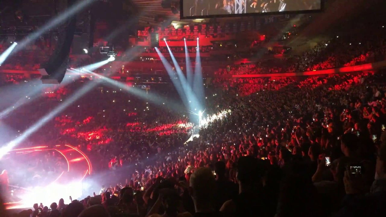 Pink So What Live Extrait Madison Square Garden New York