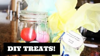 EASY DIY TREATS FOR MOMS, TEACHERS, FRIENDS, AND MORE!