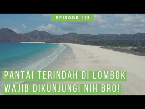 Pantai Selong Belanak Lombok Tengah, Eat, Surf, And Fun! [ Wisata Lombok ]