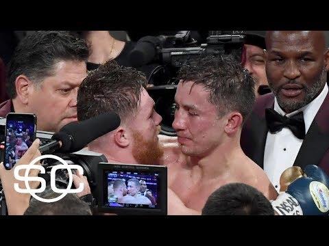 Stephen A.: Judge had no business calling Canelo Alvarez vs. Gennady Golovkin | SportsCenter | ESPN