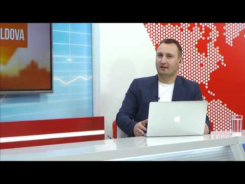 LIVE. Directorul general Orange Moldova, Julien Ducarroz, în