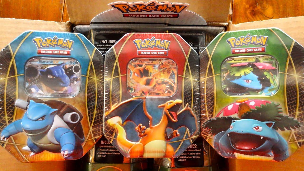 Ouverture de colis d 39 un display pokemon de 9 pokebox - Pokemon dracaufeu ex ...