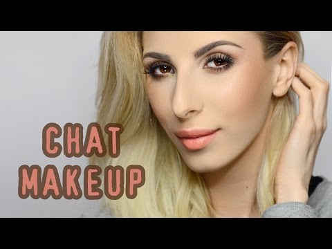 ☼Chat Makeup: Glazel Visage | Makeup Revolution | Pixie Cosmetics | Maqpro☼