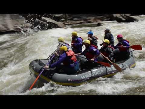 Cheat River Rafting