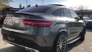 Mercedes GLE Coupe 43 AMG 2018 / STRADALE MOTORS