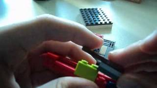Japanese Lego Puzzle Box Nr 3 V.2 (two Laps) Tutorial