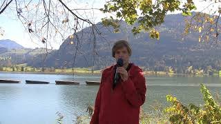 Walchsee  am Kaisergebirge in Tirol