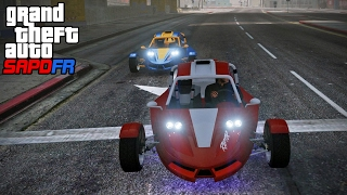 GTA SAPDFR - DOJ 78 - Raptor Racing (Criminal)