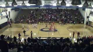Durango Demons Vs  Ignacio Bobcats High School Basketball Game
