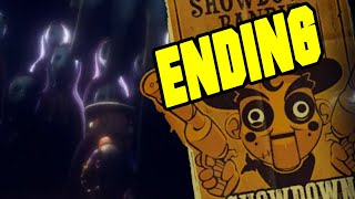 Showdown Bandit ALL ENDINGS + SECRET