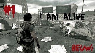 I AM ALIVE GAMEPLAY FR #1 Bienvenue dans une ville DEMOLIE !