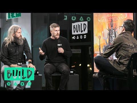 "Troy Sanders And Bill Kelliher Of Mastodon Discuss Their Album, ""Emperor Of Sand"""
