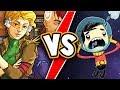 Rimworld VS Oxygen Not Included! WHO WILL WIN?