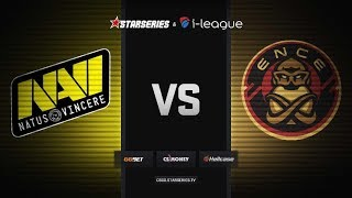 [RU] Natus Vincere vs ENCE | Map 3 – Overpass | StarSeries i-League Season 7(, 2019-04-06T18:27:54.000Z)
