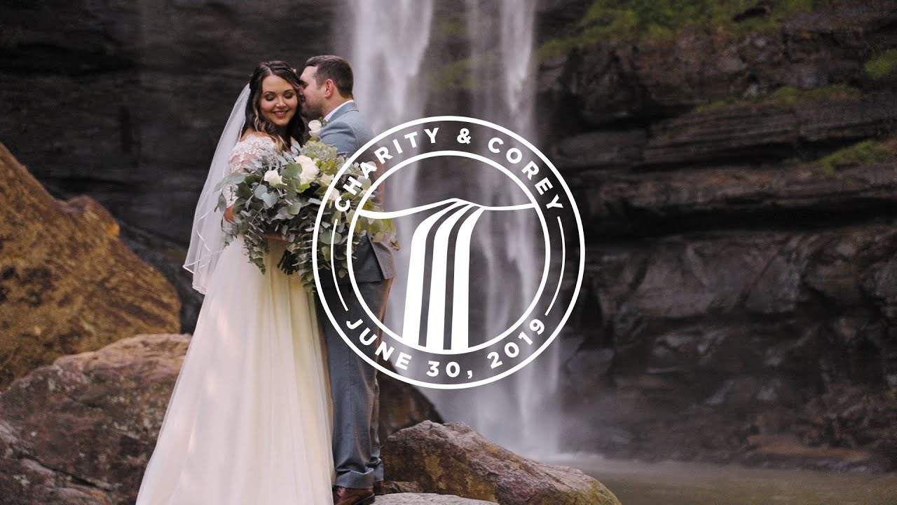 Charity + Corey Taylor Wedding Film