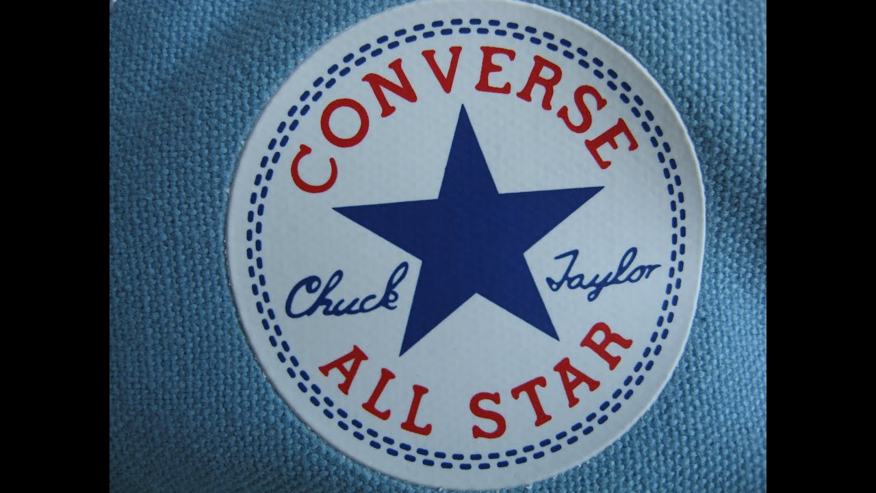 675e9819e8ef Converse All Star Chuck Taylor - YouTube