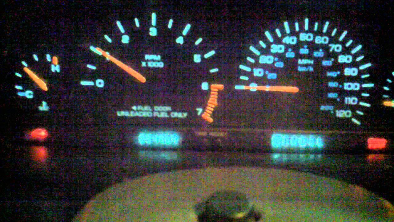 2000 dodge caravan 3 3 dies when put in gear