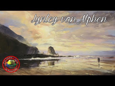 Fine Art Tips with Lynley van Alphen on Colour In Your Life