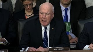 Leahy: Republicans blockaded Obama nominee