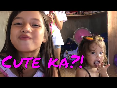 Half Filipino - American kids - Life in the Philippines - Hey Joe Show - Morena Girl