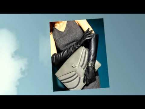 Длинные перчатки из сатина и колготки «Deeper in Hell» - YouTube
