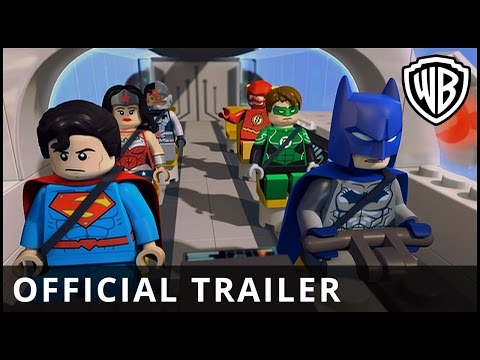 LEGO DC Justice League: Cosmic Clash – Official Trailer – Warner Bros. UK