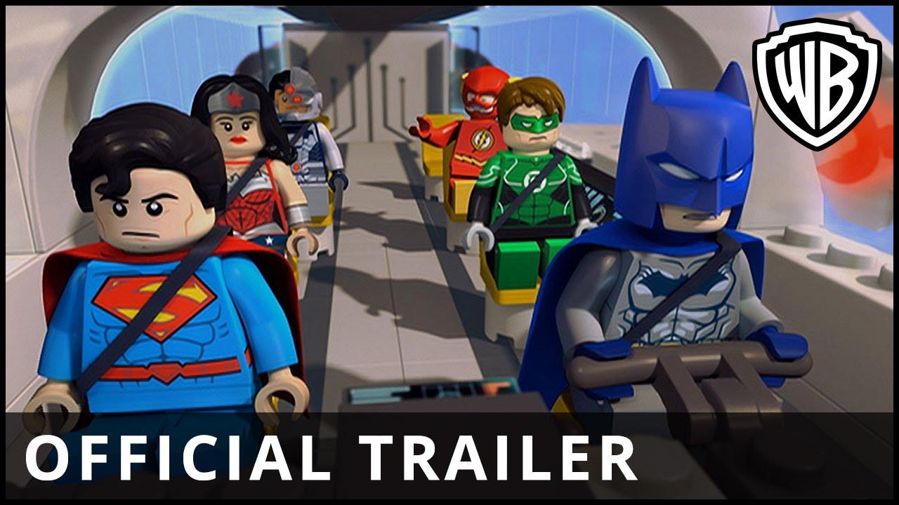 LEGO DC Liên Minh Công Lý- Đại Chiến Thiên Hà – LEGO DC Comics Super Heroes- Justice League- Cosmic Clash