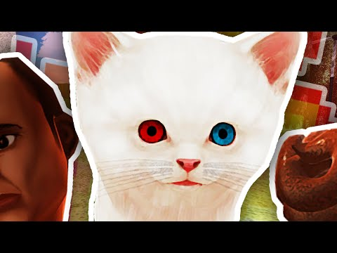 Thumbnail: THE CUTEST KILLER YOU'LL EVER SEE!! | Kitten Rampage