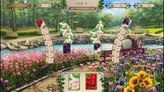 Flowers Garden Solitaire (Gameplay) HD