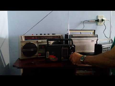 Minha Coleção de Rádios Novos e Antigos - Francisco Alves / BRASÍLIA DF