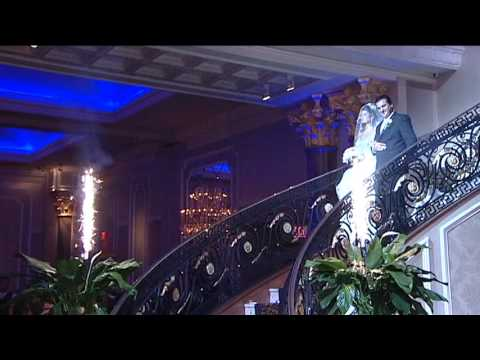 Albanian Wedding: Madrit & Ajshe's Entrance