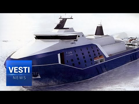 Next Generation Heavy-Duty Icebreakers - Nuclear Powered Ato
