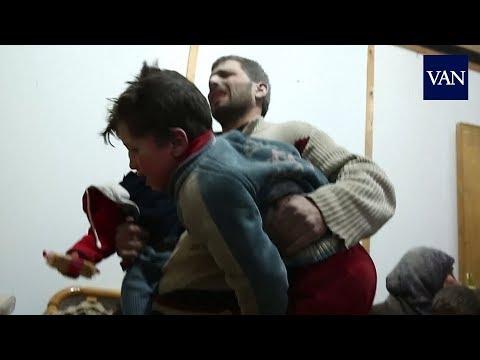 La peor masacre en Siria en tres años