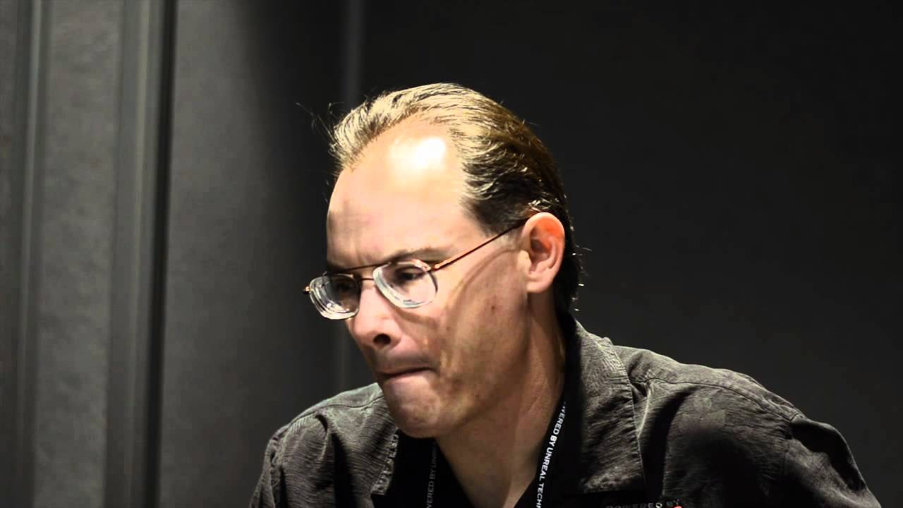 An Interview with Tim Sweeney of Epic Games - YouTube