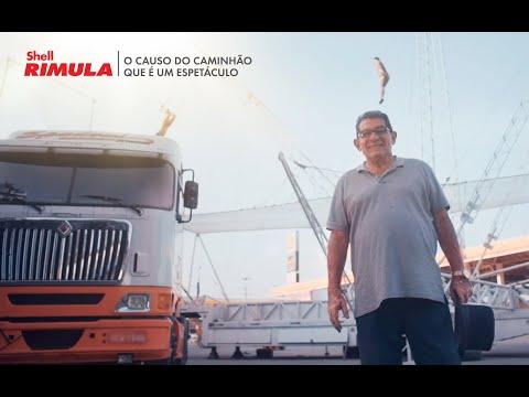 De Causo em Causo Shell Rimula – O Causo do Caminhão que é um Espetáculo