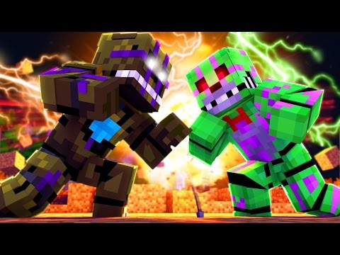 Minecraft Five Nights At Freddy's Scrappy - THE SHOWDOWN! (FINALE) | Minecraft Roleplay