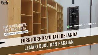 Furniture Murah Kayu Jati Belanda| Pinewood