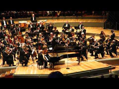 Daniel Barenboim und Gustavo Dudamel beim Musikfest Berlin 2014