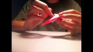 How To Make An Origami Dolphin