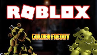 Ich GOT KILLED VON GOLDEN FREDDY | ANIMATRONICS AWAKENED | ROBLOX