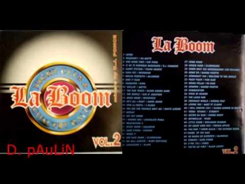 La Boom Mexico Vol  2 parte 3