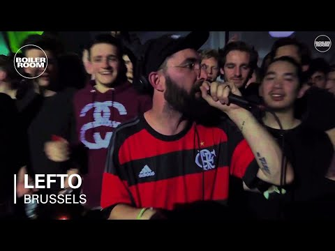 Lefto Boiler Room Brussels x Cubanisto DJ Set