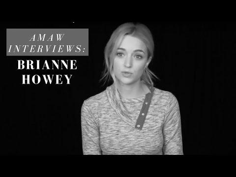 AMAW s: Brianne Howey