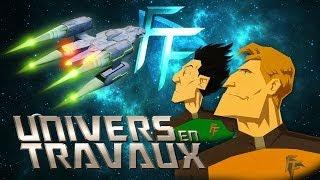 Univers en Travaux (bande-annonce saga MP3)