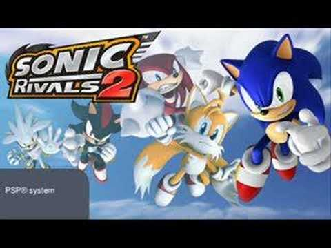 Sonic Rivals 2 - Race to Win