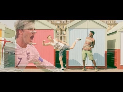 Like Beckham (Official Music Video)