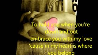 Laura Pausini- YOU ARE (Lyrics)