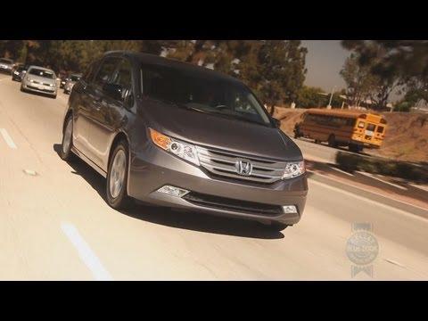 2013 Honda Odyssey Review - Kelley Blue Book
