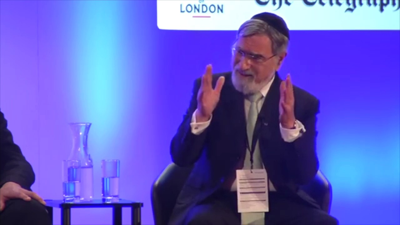 CPS Conference on Security - Rabbi Sacks - Two Traditions