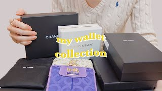 my wallet collection  명품지갑, 반지…